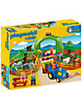 Playmobil 123 Large Zoo
