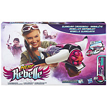 Buy Nerf Rebelle Guardian Crossbow Online at johnlewis.com