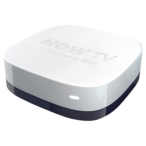Buy NOW TV HD Smart TV Box, Sports Bundle Online at johnlewis.com