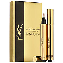 Buy Yves Saint Laurent Touche Éclat Complexion Highlighter 1 Duo Set Online at johnlewis.com
