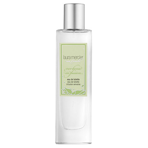 Buy Laura Mercier Verbena Infusion Eau de Toilette, 100ml Online at johnlewis.com