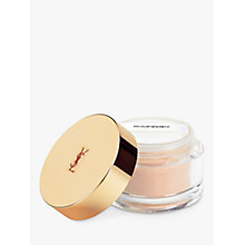Buy Yves Saint Laurent Souffle D'eclat Loose Powder Online at johnlewis.com