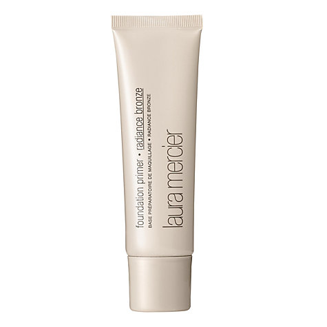 Buy Laura Mercier Foundation Primer, Radiance Bronze, 50ml Online at johnlewis.com