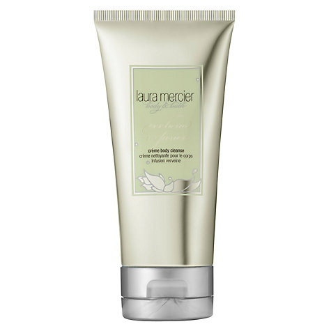 Buy Laura Mercier Verbena Infusion Creme Body Cleanse, 225ml Online at johnlewis.com