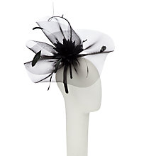 Buy John Lewis Rita Crinoline Wave Net Fascinator Online at johnlewis.com