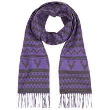 Buy NW3 by Hobbs Stag Scarf, Multi Online at johnlewis.com