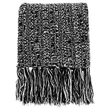 Buy Warehouse Wide Tassel Scarf, Multi Online at johnlewis.com