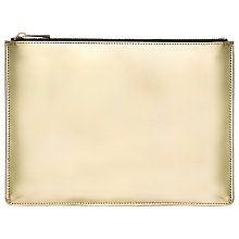 Buy Whistles Rivington Chain Pouch Medium Handbag Online at johnlewis.com