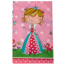 Buy Rachel Ellen Princess Tablecover, Pink Online at johnlewis.com