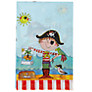 Rachel Ellen Pirates Tablecover, Multi