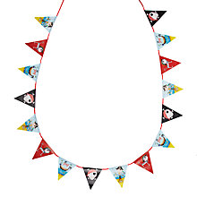 Buy Rachel Ellen Pirate Bunting, Multi Online at johnlewis.com