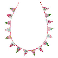 Buy Rachel Ellen Princess Bunting, Multi Online at johnlewis.com