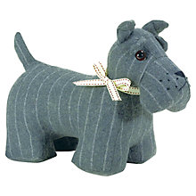 Buy Dora Designs Sacha Schnauzer Doorstop Online at johnlewis.com