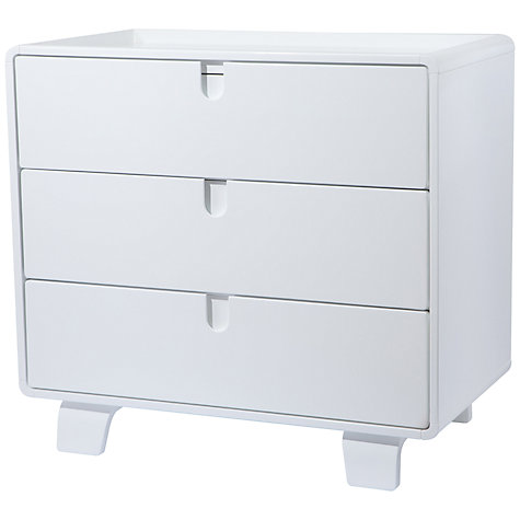 Buy bloom Retro Dresser, Coconut White Online at johnlewis.com