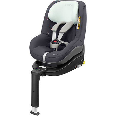 Buy Maxi-Cosi 2wayPearl i-Size Duo Car Seat, Confetti Online at johnlewis.com