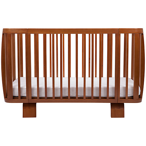Buy Bloom Retro Cotbed, Oak Online at johnlewis.com