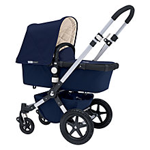 Buy Bugaboo Cameleon3 Pram Base with Fabric Online at johnlewis.com