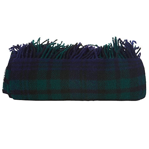 Buy JOHN LEWIS & Co. The Cheviot Tartan Pure Wool Rug Online at johnlewis.com