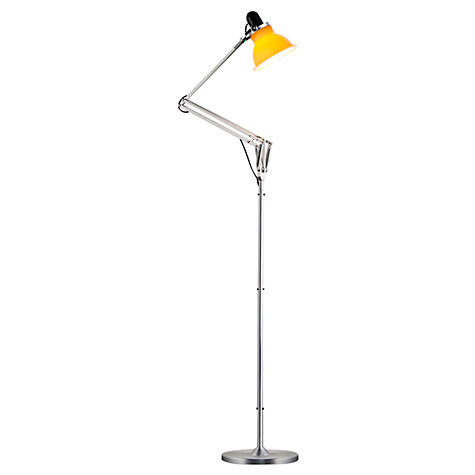 Buy Anglepoise 1228 Floor Lamp, Daffodil Yellow Online at johnlewis.com