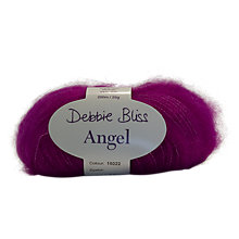 Buy Debbie Bliss Angel Yarn, 25g Online at johnlewis.com