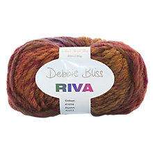 Buy Debbie Bliss Riva Chunky Yarn Online at johnlewis.com