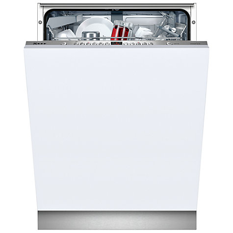 Buy Neff S72M63X2GB Integrated Dishwasher Online at johnlewis.com