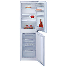Buy Neff K4254X7GB Integrated Fridge Freezer, A+ Energy Rating, 54cm Wide Online at johnlewis.com