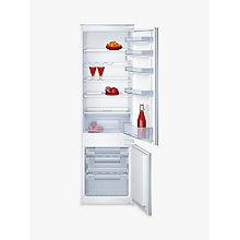 Buy Neff K8524X8GB Integrated Fridge Freezer, A+ Energy Rating, 54cm Wide Online at johnlewis.com