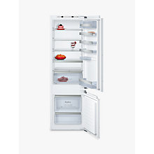 Buy Neff KI6873F30G Integrated Fridge Freezer, A++ Energy Rating, 56cm Wide Online at johnlewis.com