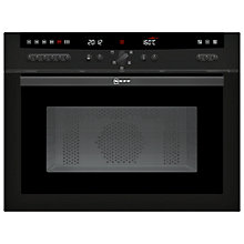 Buy Neff C57M70 Built-In Microwave with Grill Online at johnlewis.com