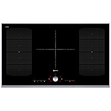Buy Neff T54T95N2 Induction Hob, Black Online at johnlewis.com