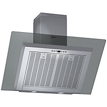 Buy Neff D39F56N0GB Chimney Cooker Hood, Stainless Steel Online at johnlewis.com