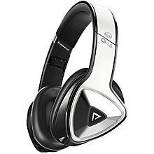 Buy Monster DNA Pro Over Ear Headphones with ControlTalk, Tuxedo Online at johnlewis.com