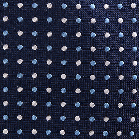 Buy Daniel Hechter Multi-Dot Silk Tie Online at johnlewis.com