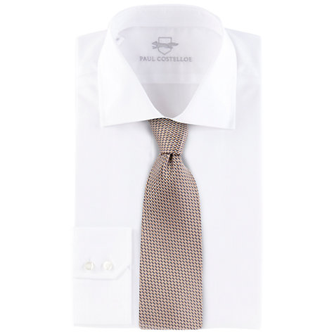 Buy Paul Costelloe Woven Silk Tie Online at johnlewis.com