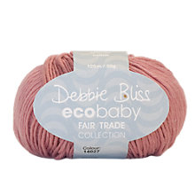 Buy Debbie Bliss Eco Baby, 50g Online at johnlewis.com