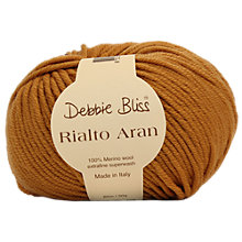 Buy Debbie Bliss Rialto Aran Yarn, 50g Online at johnlewis.com