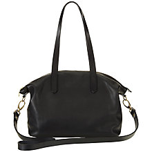 Buy Mimi Berry Juno Leather Shoulder Handbag Online at johnlewis.com