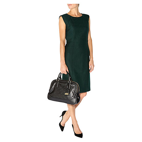 Buy Hobbs Signature Lyttleton Leather Grab Handbag Online at johnlewis.com