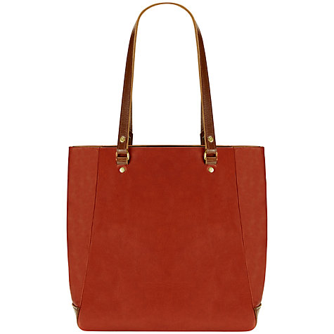 Buy Mimi Berry Chester Small Leather Tote Handbag Online at johnlewis.com