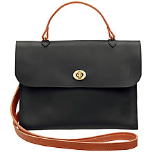 Buy Mimi Berry Hebe Small Leather Multi-Way Tote Handbag Online at johnlewis.com