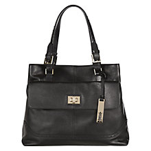 Buy Hobbs London Brogue Victoria Bag Online at johnlewis.com