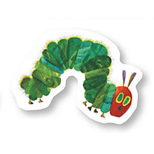 Buy The Very Hungry Caterpillar Cushion Online at johnlewis.com