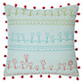 little home at John Lewis Dots & Dolls Bolster Cushion