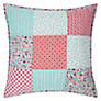 little home at John Lewis Little Fairy Patchwork Cushion