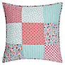 Buy little home at John Lewis Little Fairy Patchwork Cushion Online at johnlewis.com