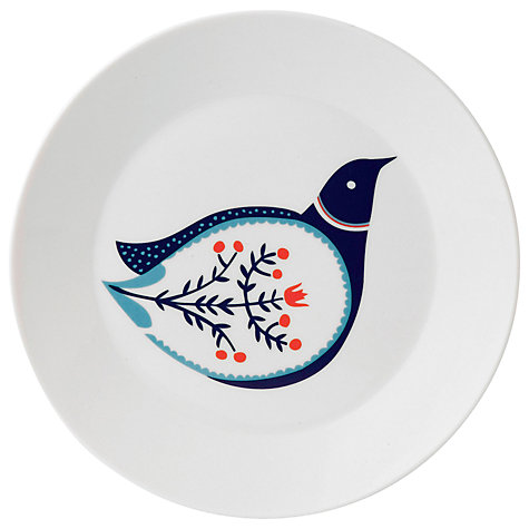 Buy Royal Doulton Fable Bird Dessert Plate Online at johnlewis.com