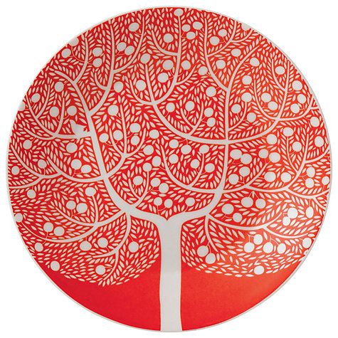 Buy Royal Doulton Fable Tree Side Plate Online at johnlewis.com