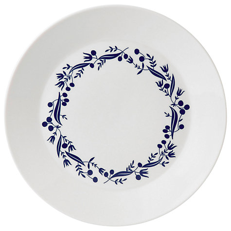 Buy Royal Doulton Fable Garland Dinner Plate Online at johnlewis.com