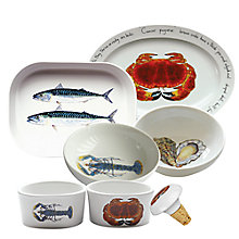 Buy Jersey Pottery Fruits de Mer  Online at johnlewis.com